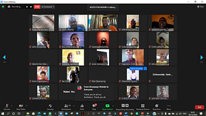 First Virtual Teachers Conference